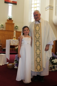 Alyssa's 1st Communion